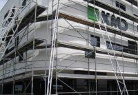 Huennebeck Harsco scaffolding
