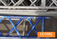 Lattice Girder 2,00x0,45 m aluminum Layher-components