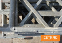 Lattice Girder 3,00 m steel-Layher-components