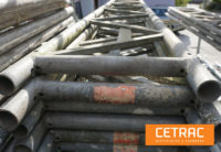 Lattice Girder 5,00 m steel-Layher-components