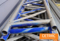 Lattice Girder 5,00x0,45 m aluminum-Layher-components