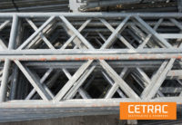 Lattice Girder 5,14x0,45 m-steel-Layher-components