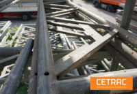 Lattice Girder 6,00 m steel-Layher-components
