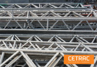 Lattice Girder 7,71x0,45 m-steel-Layher-components