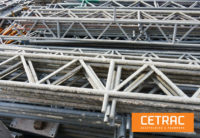 Lattice Girder 9,21x0,45 m steel-Layher-components