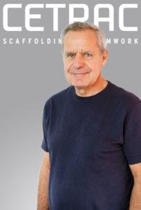 Richard Baufeldt Sales Manager CETRAC