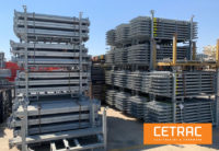 34,6 tons Peri Up Assortment of Items - ledgers and standards