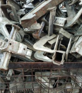 Used Peri BFD Clamp