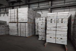Used Peri Skydeck Panels