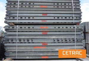 Layher Blitz U-Steel Deck 2,57m